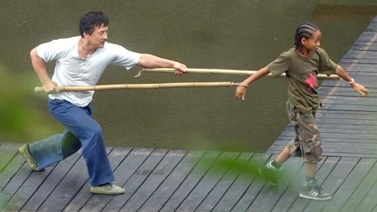 The Kung-Fu Kid